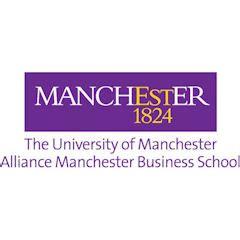 Alliance Manchester Business School PhD Scholarship 2018